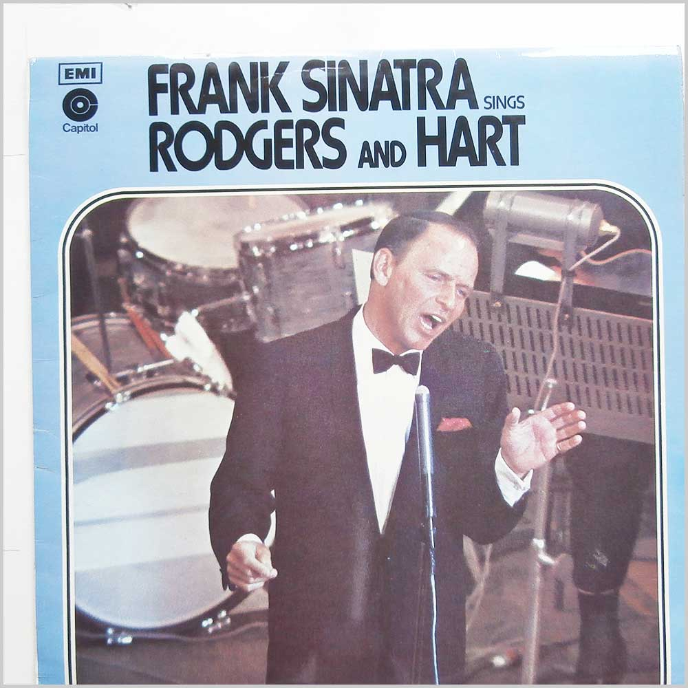 Frank Sinatra - Frank Sinatra Sings Rodgers And Hart (SRS 5083)