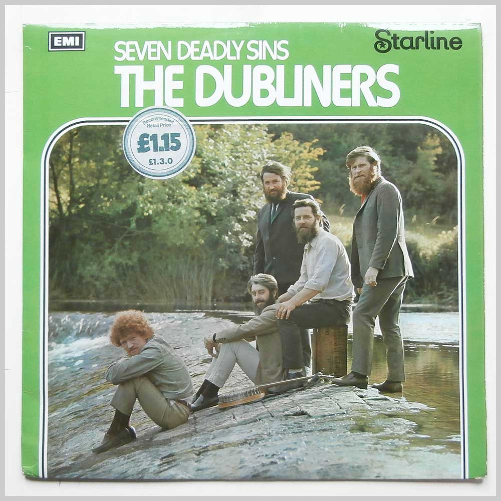 The Dubliners - Seven Deadly Sins (SRS 5101)