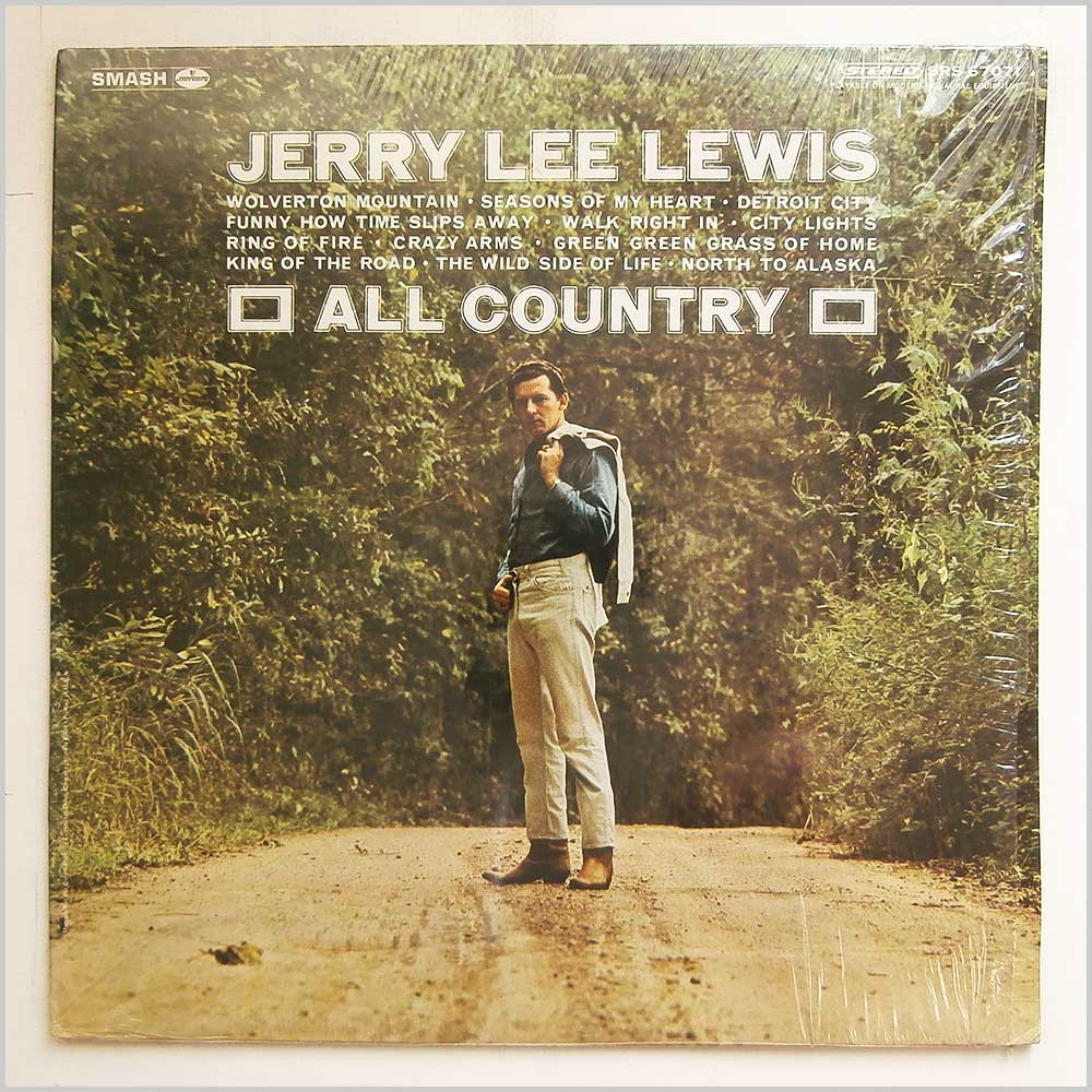 Jerry Lee Lewis - All Country (SRS 67071)