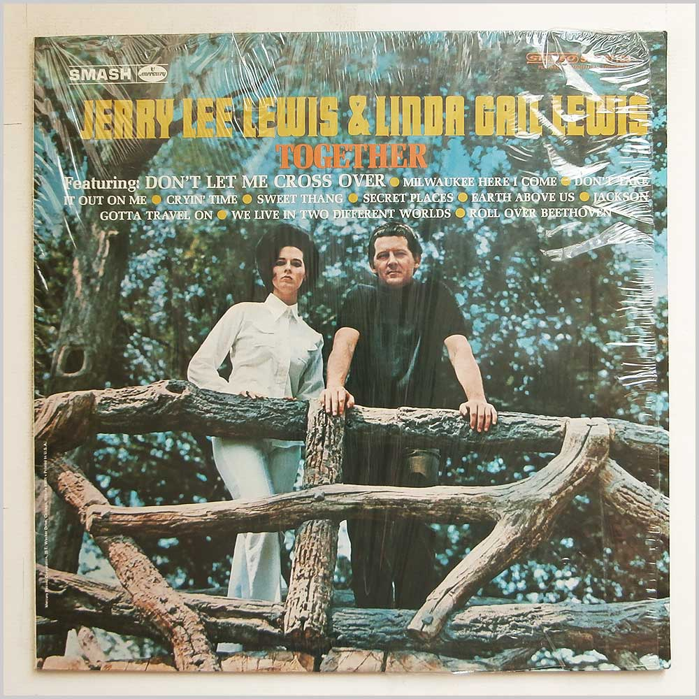 Jerry Lee Lewis and Linda Gail Lewis - Together (SRS 67126)