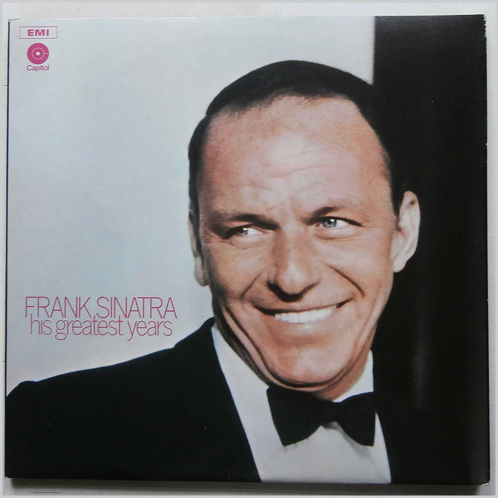 Frank Sinatra - His Greatest Years (SR SSP 1/3)