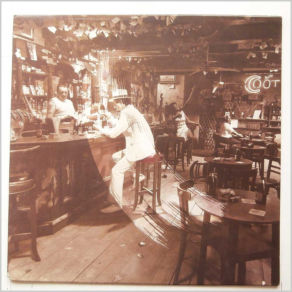 Led Zeppelin - In Through The Out Door (SSK 59410)