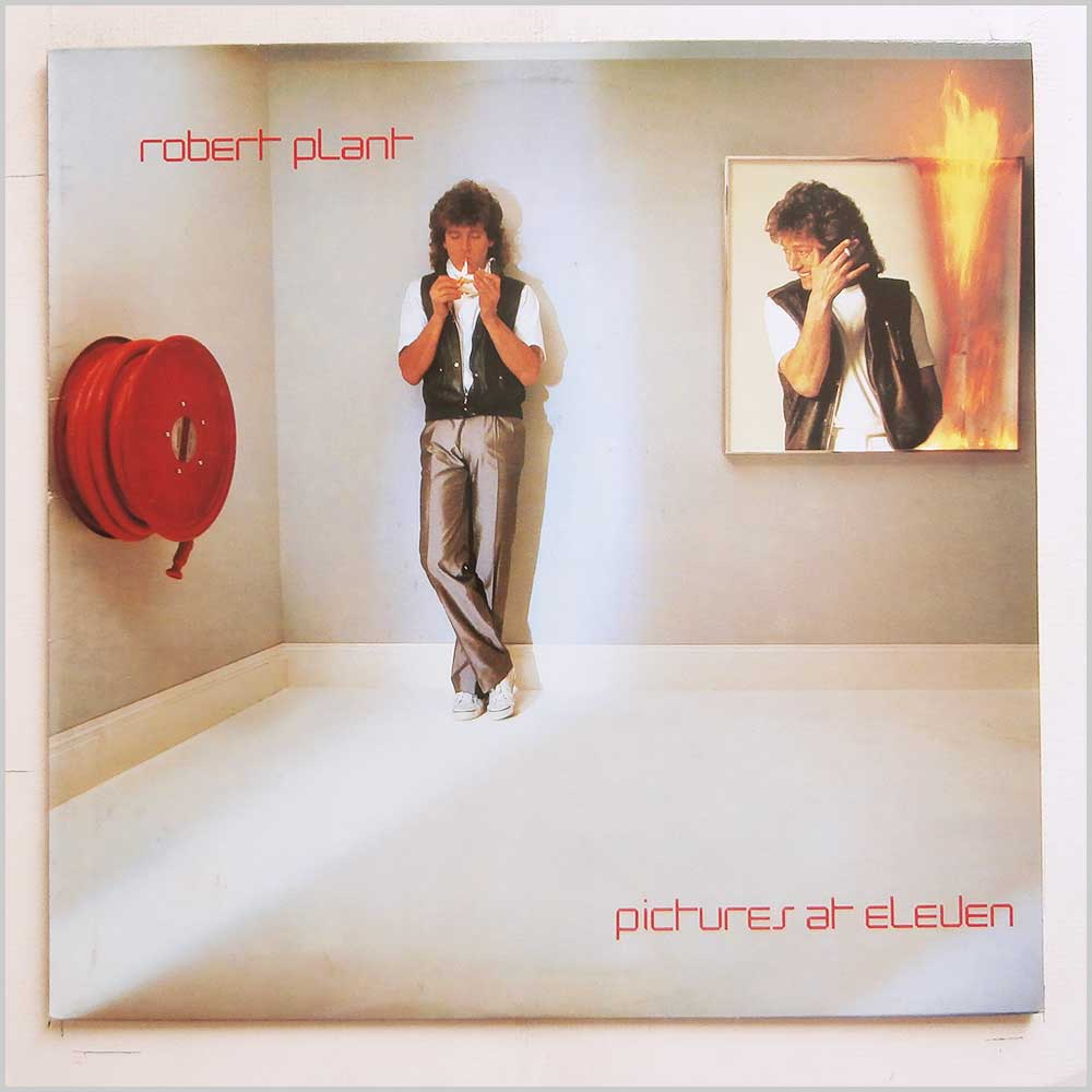 Robert Plant - Pictures At Eleven (SSK 59 418)