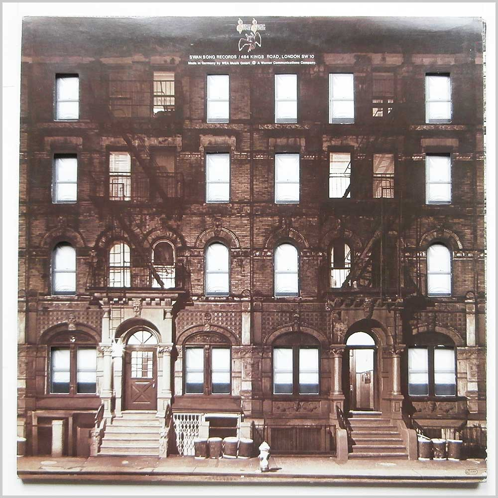 Led Zeppelin - Physical Graffiti (SSK 89 400)