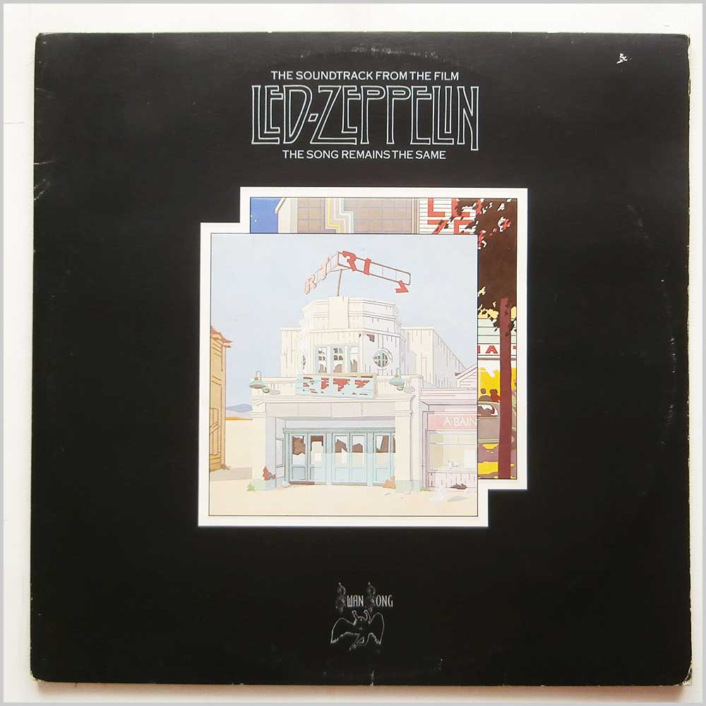 Led Zeppelin - The Soundtrack From The Film The Song Remains The Same (SSK89402)