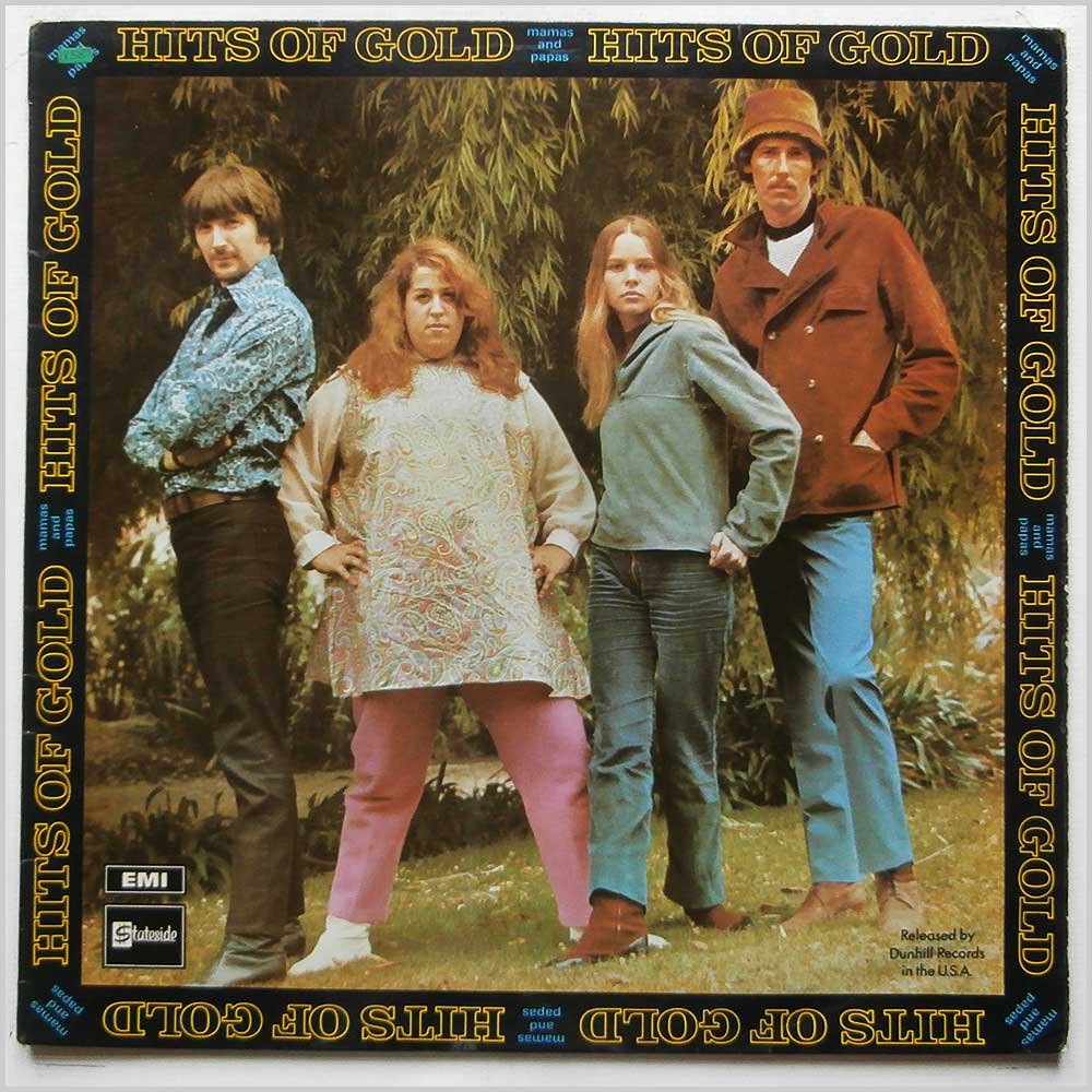 The Mamas And The Papas - Hits Of Gold (SSL 5007)
