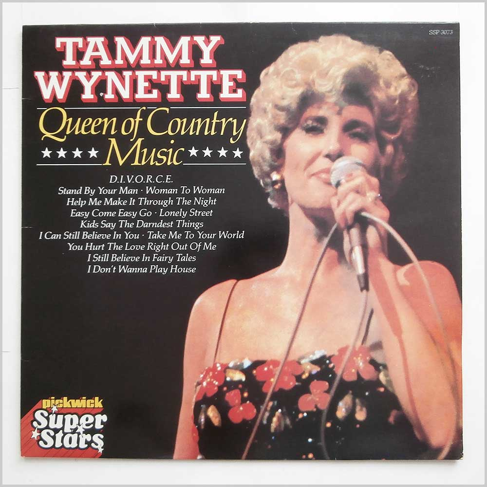 Tammy Wynette - Queen Of Country Music (SSP 3073)