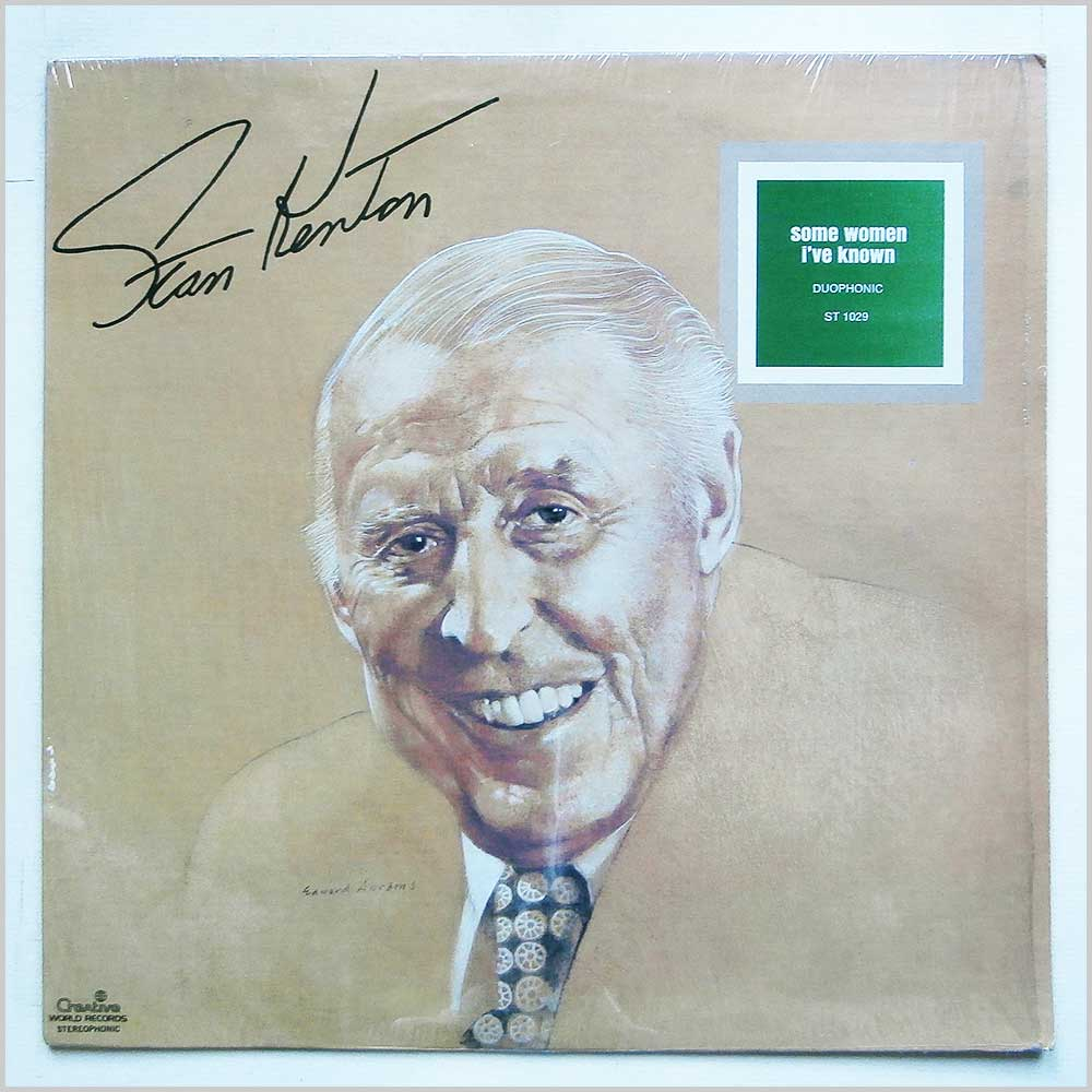 Stan Kenton - Some Women I've Known (ST 1026)