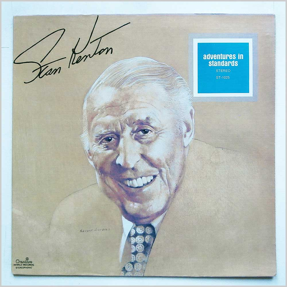 Stan Kenton - Adventures In Standards (ST 1029)