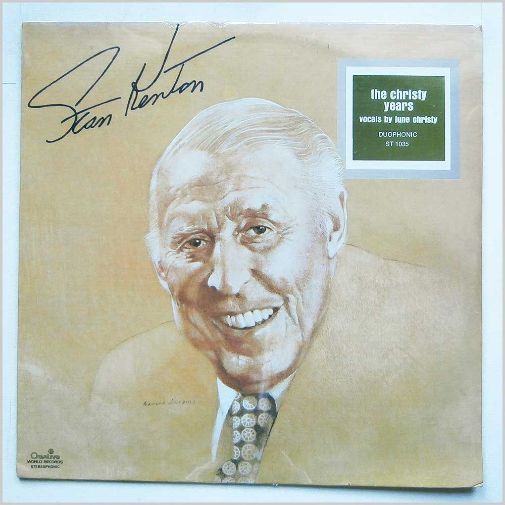 Stan Kenton - The Christy Years (ST 1035)