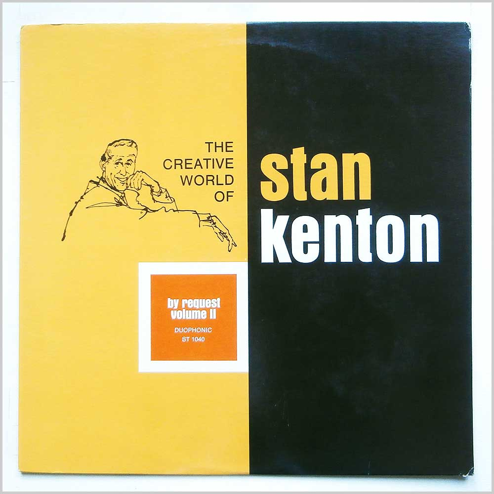 Stan Kenton - By Request Vol II (ST 1040)