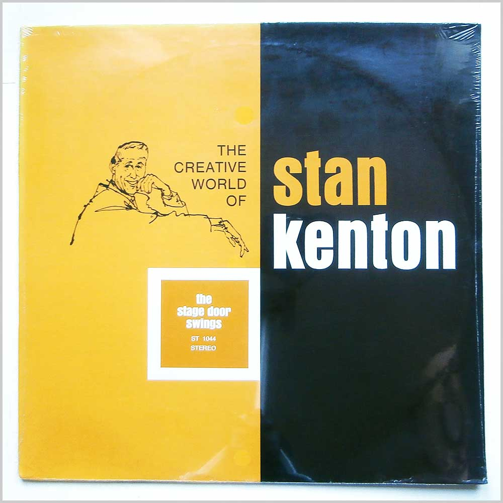 Stan Kenton - The Stage Door Swings (ST 1044)