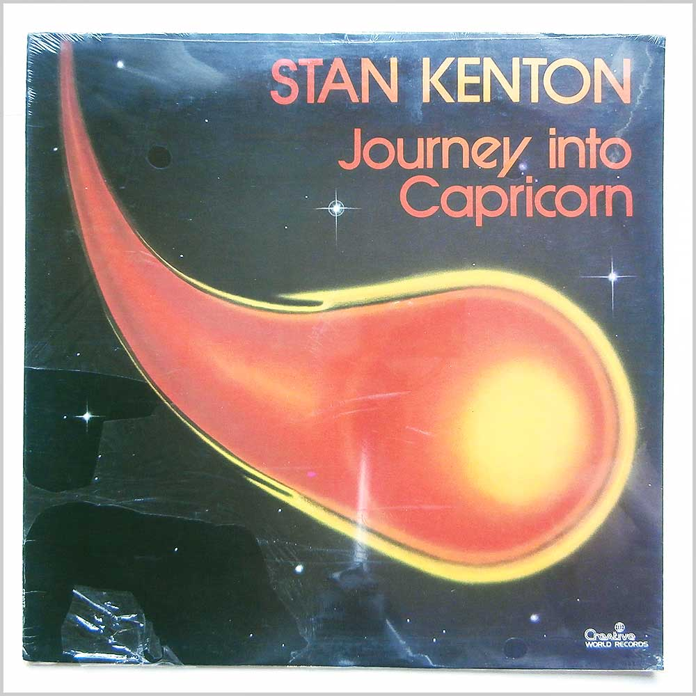 Stan Kenton - Journey Into Capricorn (ST 1077)