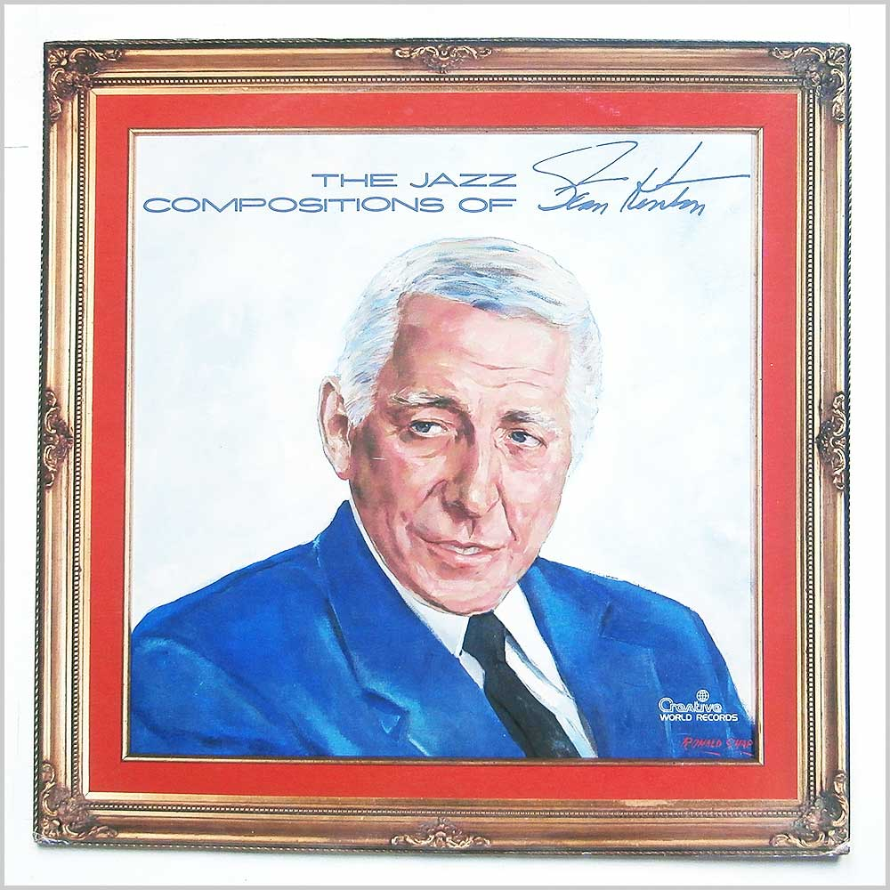 Stan Kenton - The Jazz Compositions Of Stan Kenton (ST 1078)