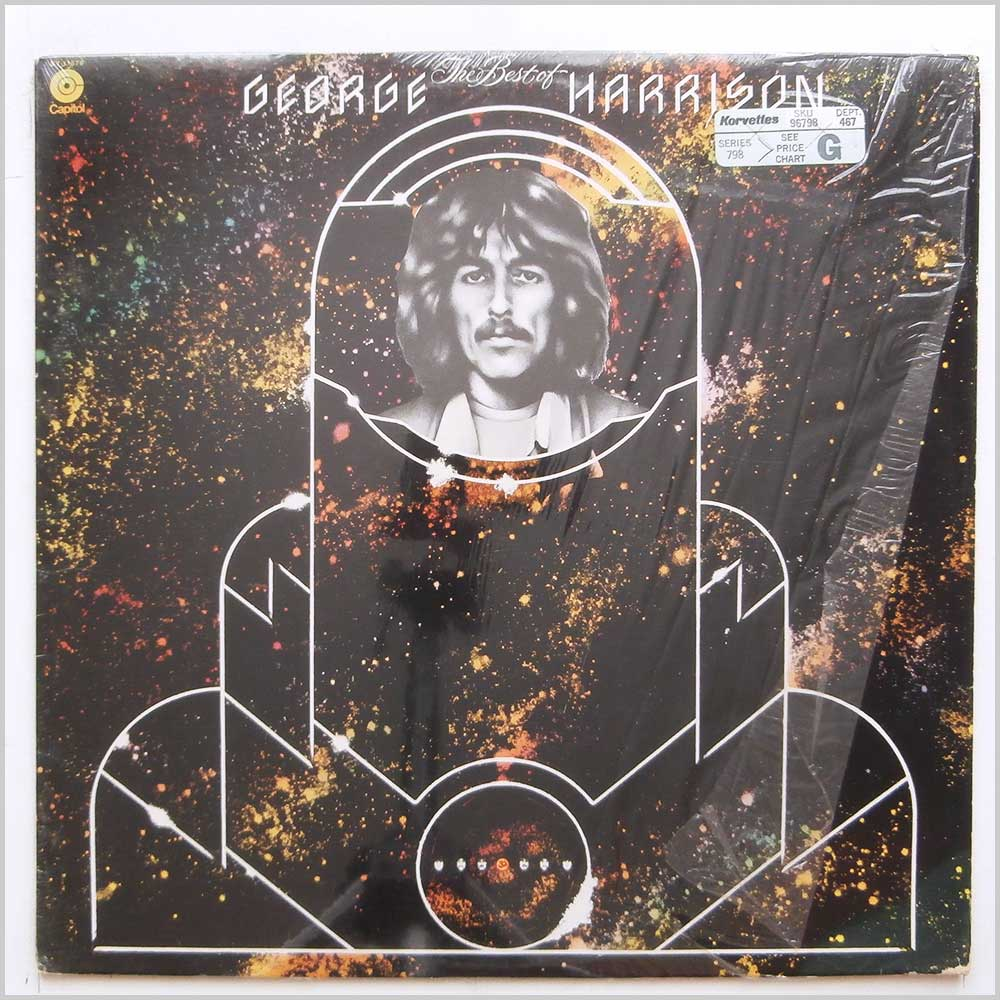 George Harrison - The Best Of George Harrison (ST-11578)