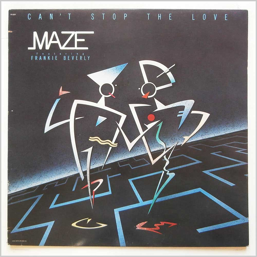 Maze Featuring Frankie Beverly - Can't Stop The Love (ST-12377)