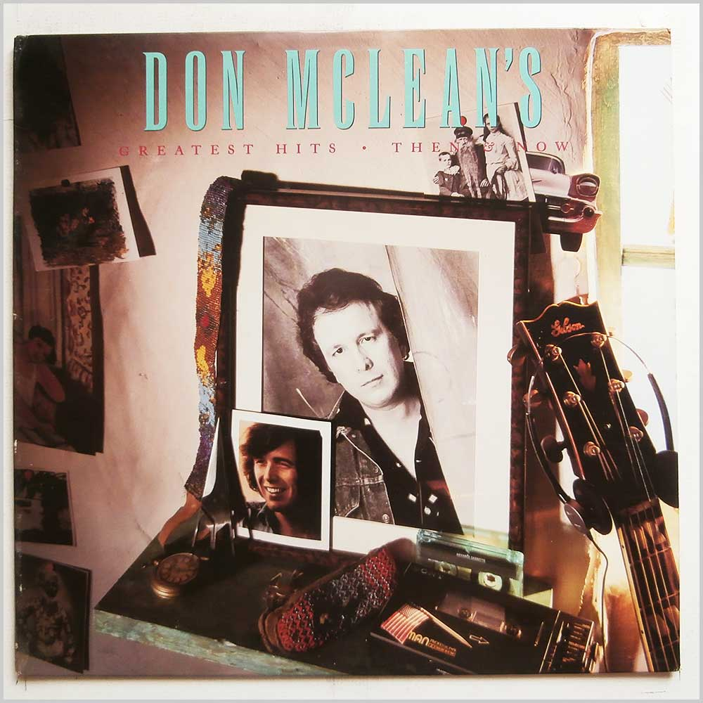 Don McLean - Don McLean's Greatest Hits: Then and Now (ST-517255)