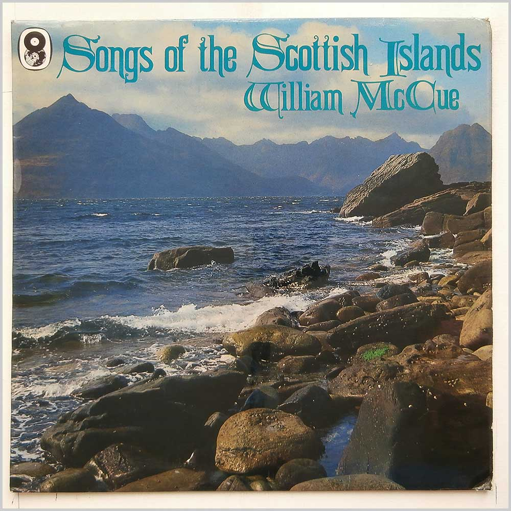 William McCue - Songs Of The Scottish Islands (ST 959)