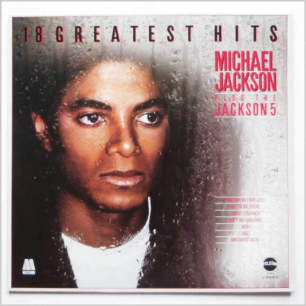Michael Jackson and The Jackson 5 - 18 Greatest Hits (STAR 2232)