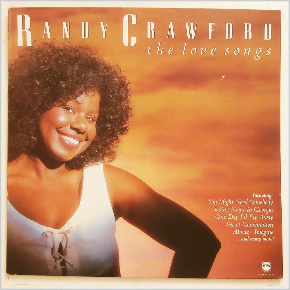 Randy Crawford - The Love Songs (STAR 2299)