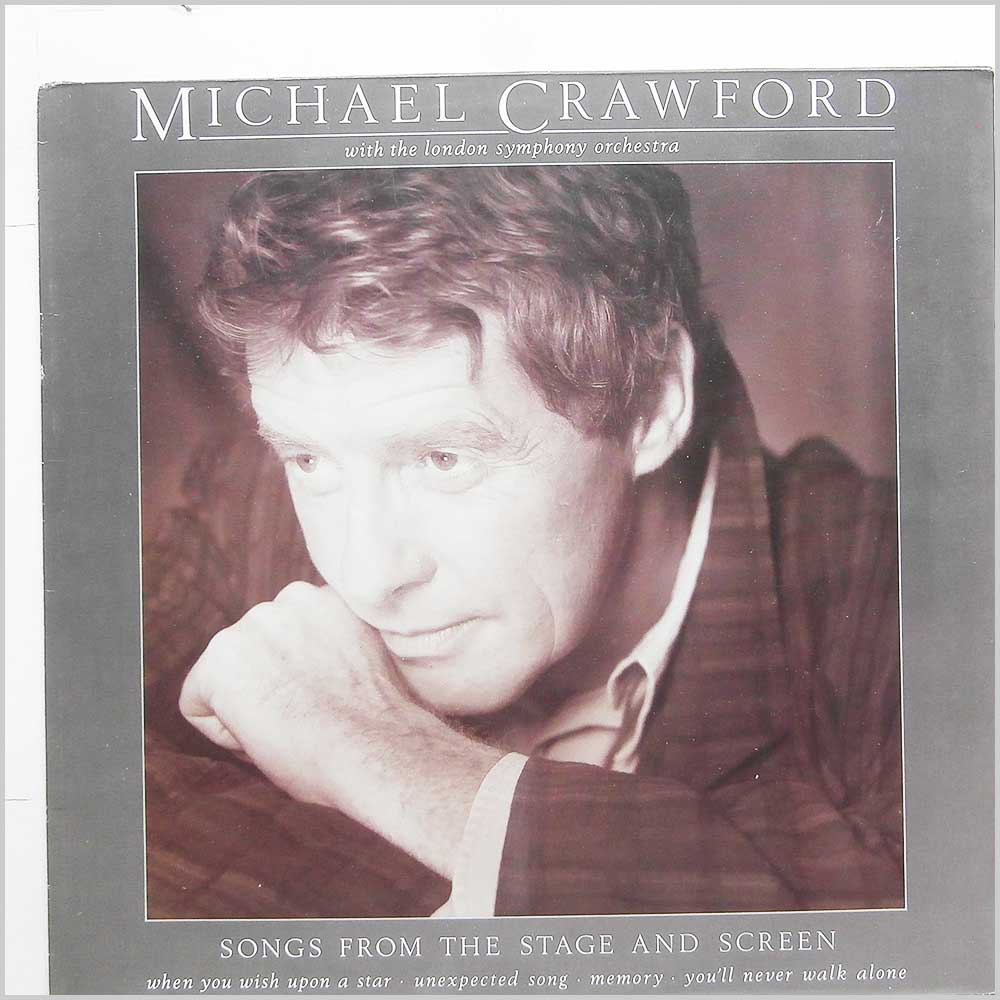Michael Crawford - Songs From The Stage And Screen (STAR 2308)