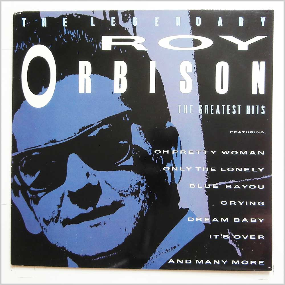 Roy Orbison - The Legendary Roy Orbison (STAR 2330)