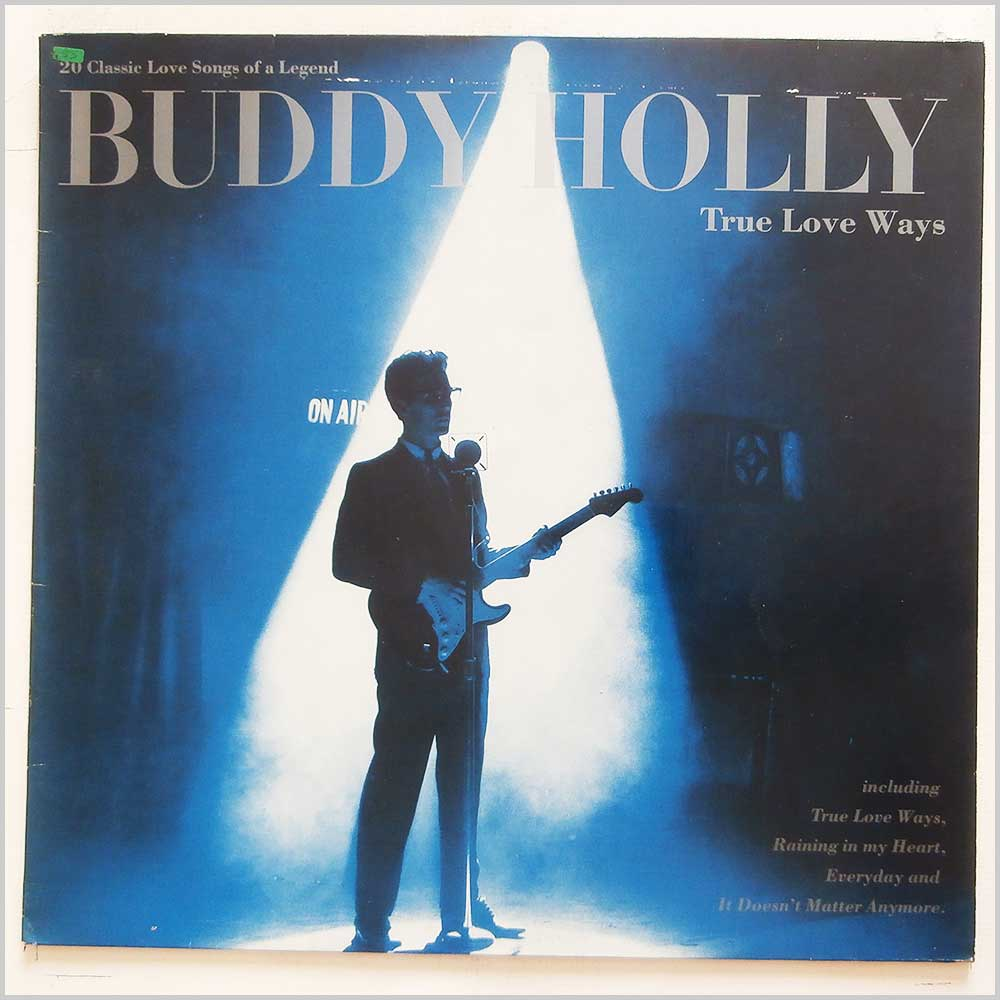Buddy Holly - True Love Ways (STAR 2339)