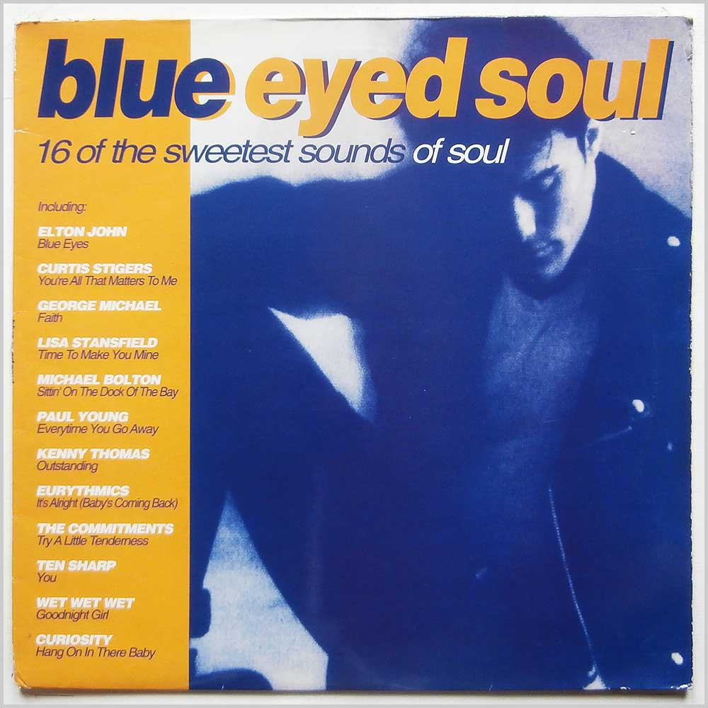 Various - Blue Eyed Soul: 16 Of The Sweetest Sounds Of Soul (STAR 2591)