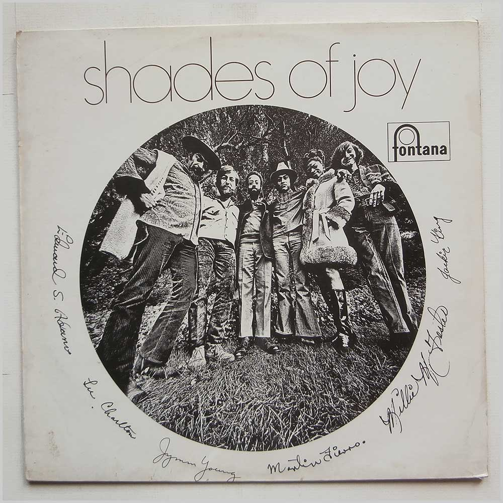 Shades Of Joy - Shades Of Joy (STL5498)