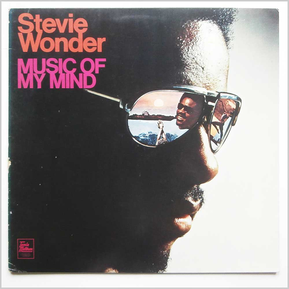 Stevie Wonder - Music Of My Mind (STMA 8002)