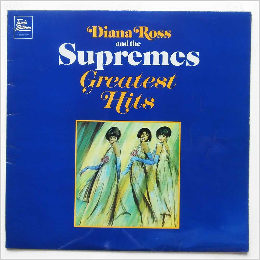 Diana Ross and The Supremes - Greatest Hits (STML 11063)