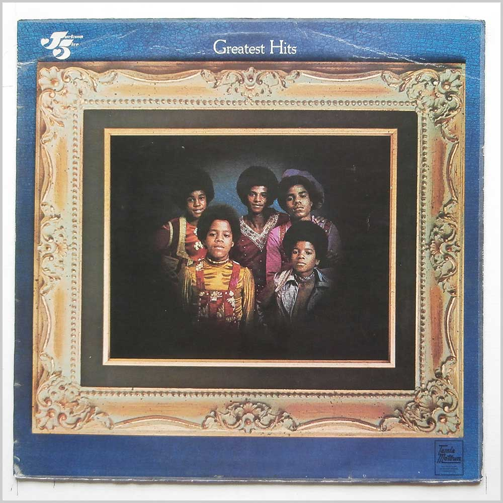 Jackson 5 - Greatest Hits (STML 11212)