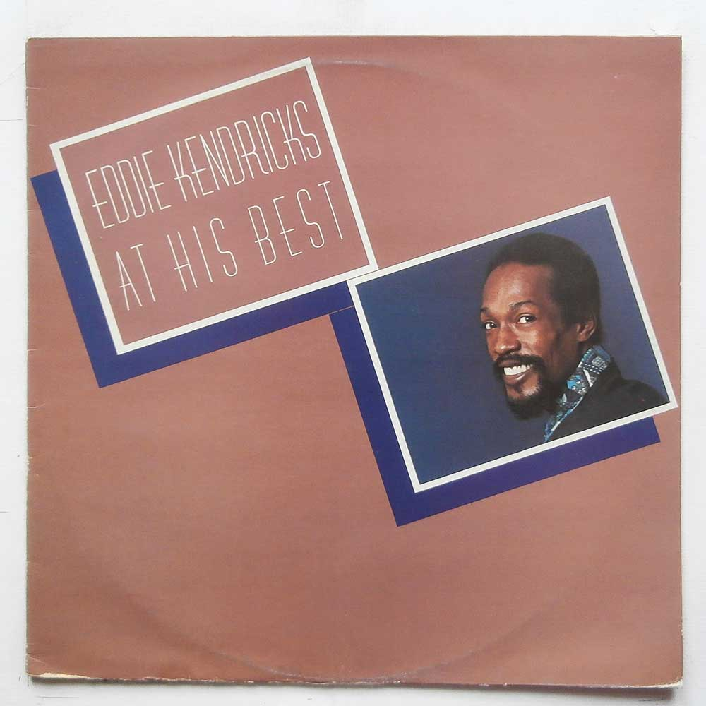 Eddie Kendricks - At His Best (STML 12080)