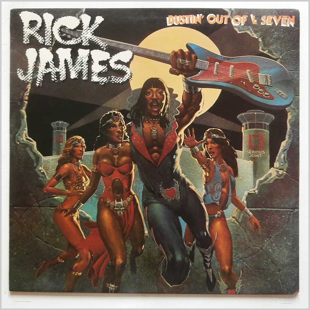 Rick James - Bustin' Out Of L Seven (STML 12104)
