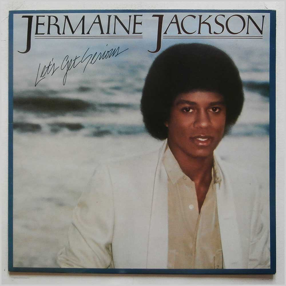 Jermaine Jackson - Let's Get Serious (STML 12127)