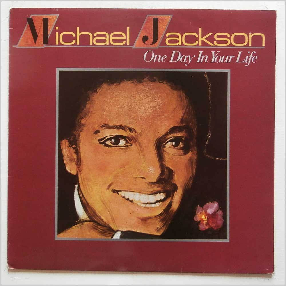 Michael Jackson - One Day in Your Life (STML 12158)