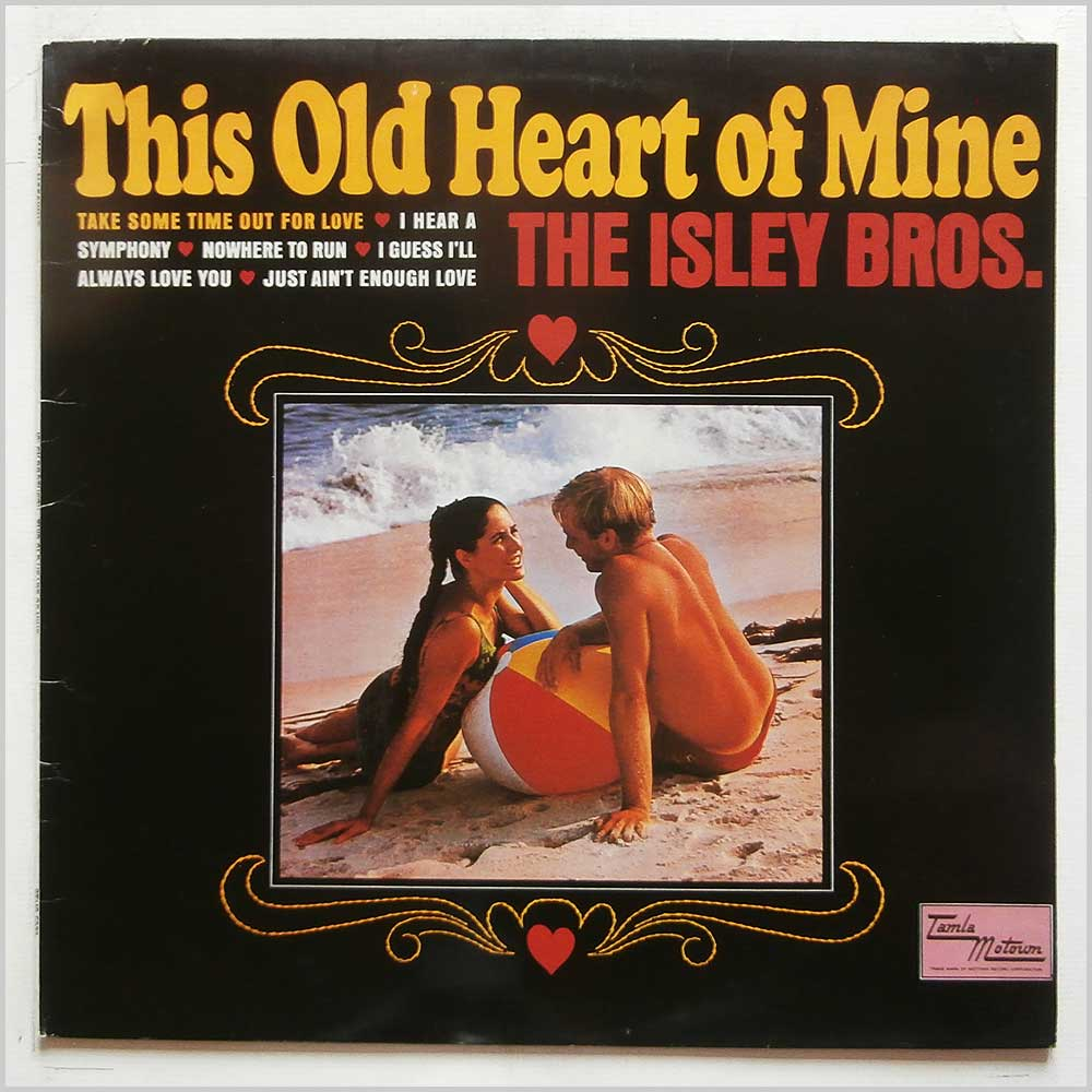 The Isley Brothers - This Old Heart Of Mine (STMS 5026)