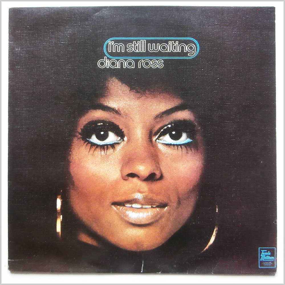 Diana Ross - I'm Still Waiting (STMS 5031)