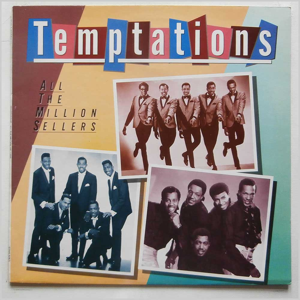 Temptations - All The Million-Sellers (STMS 5053)