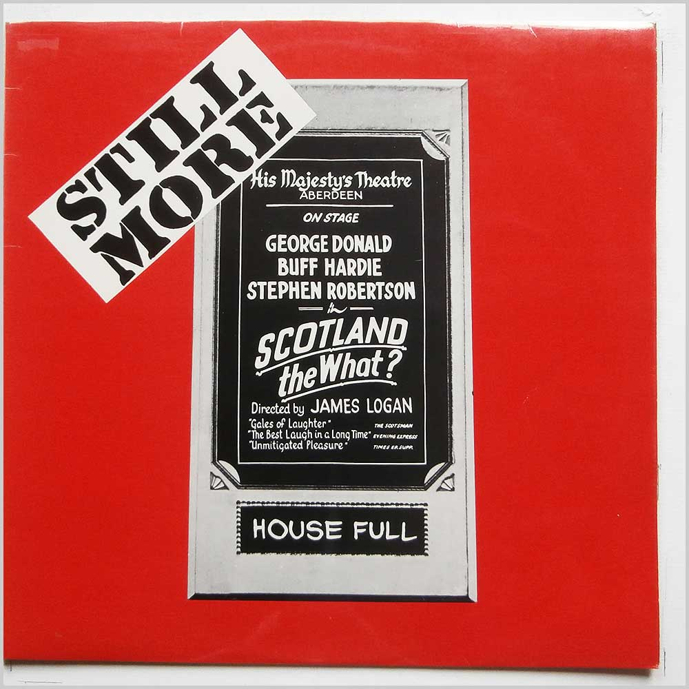 James Logan - Still More Scotland The What? (STW 77)