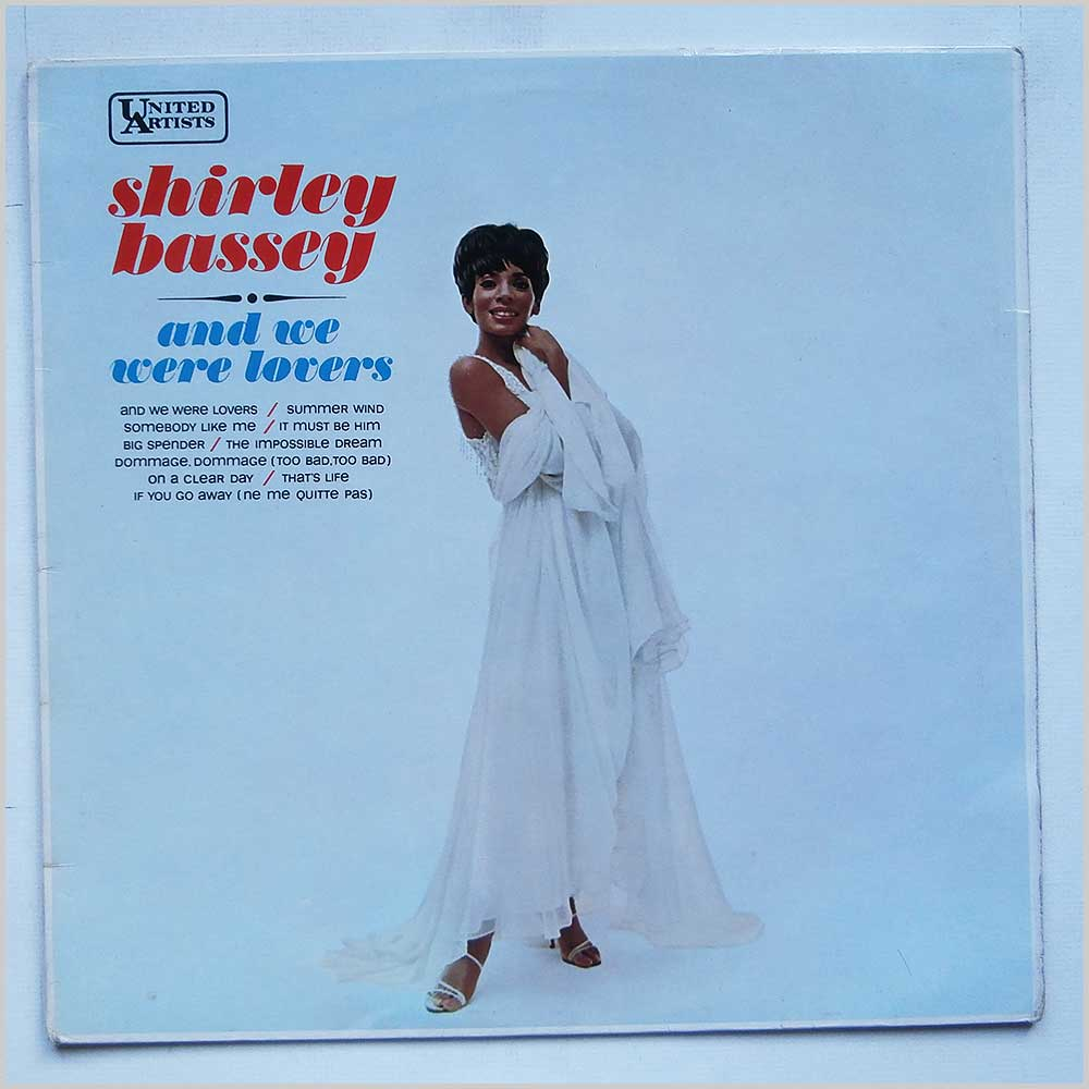 Shirley Bassey - And We Were Lovers (SULP 1160)