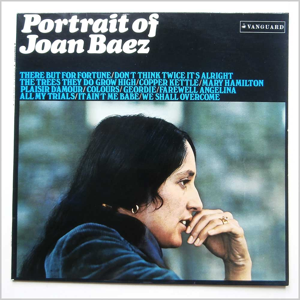 Joan Baez - Portrait Of Joan Baez (SVRL 19025)