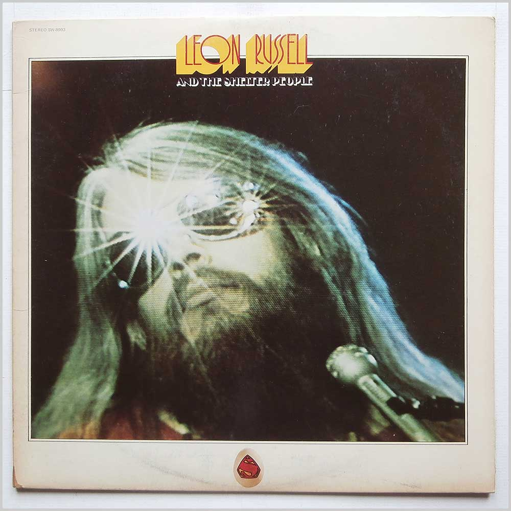 Leon Russell - Leon Russell and The Shelter People (SW-8903)