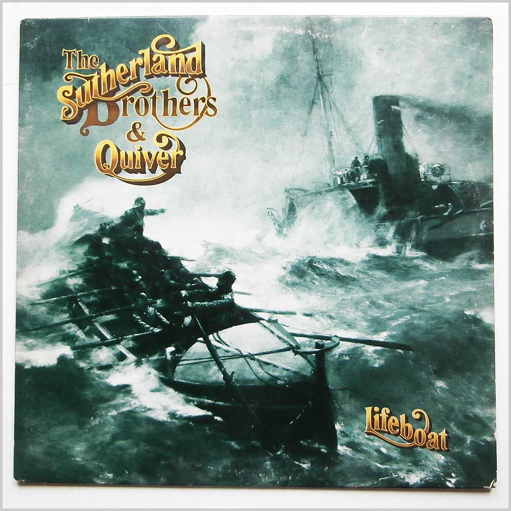 The Sutherland Brothers And Quiver - Lifeboat (SW-9326)