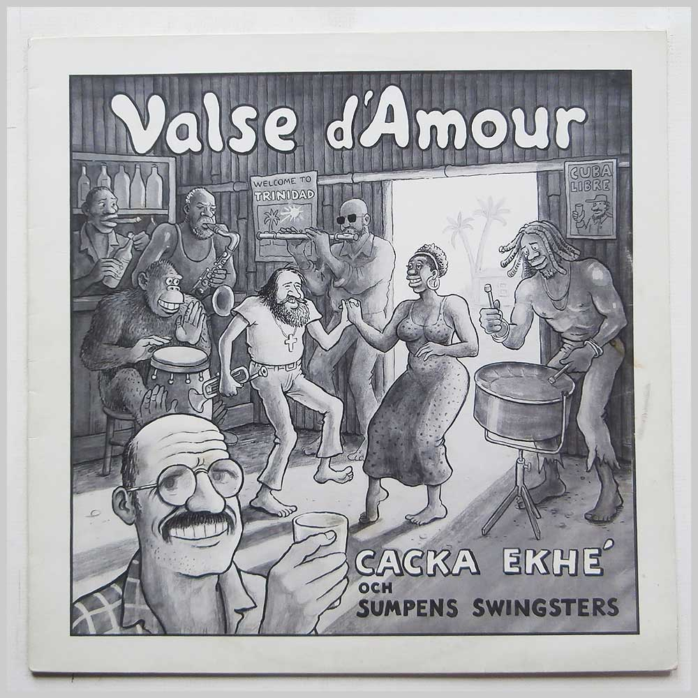 Sumpens Swingsters - Valse D'Amour (SWLP-834)