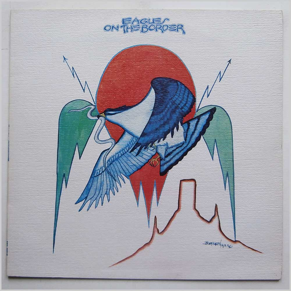 Eagles - On The Border (SYL 9016)