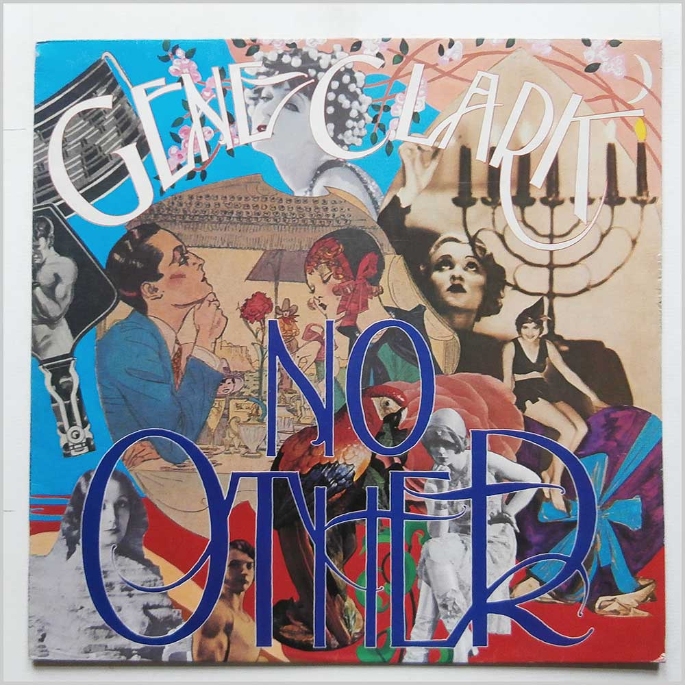 Gene Clark - No Other (SYL 9020)