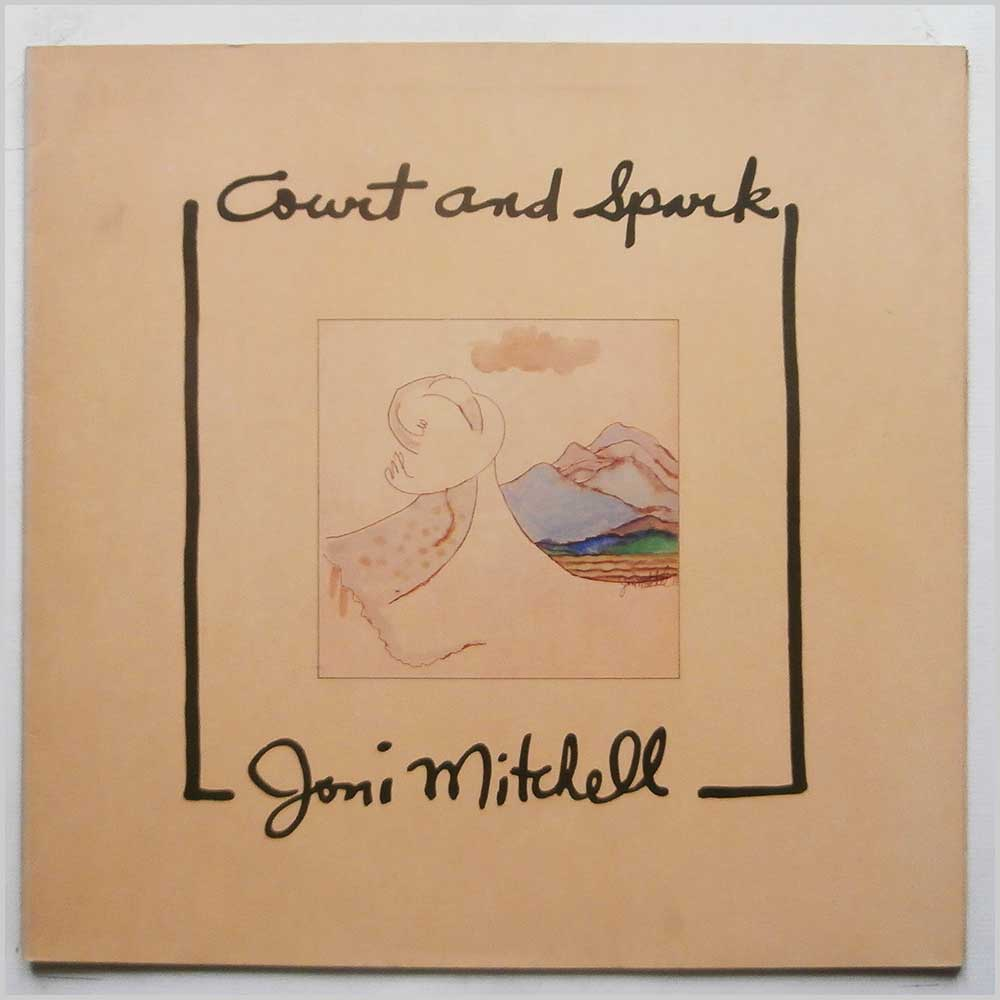 Joni Mitchell - Court And Spark (SYLA 8756)