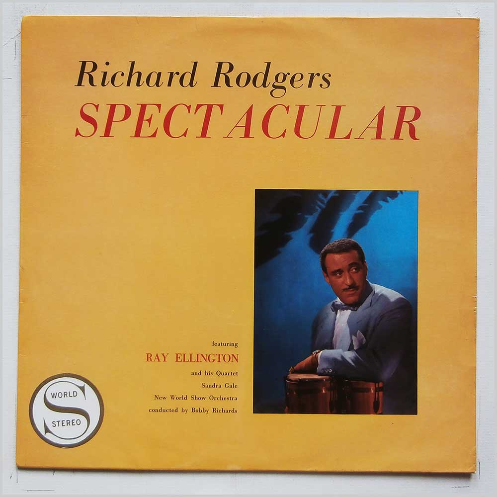 Ray Ellington and His Quartet, Sandra Gale - Richard Rogers Spectacular (T184)