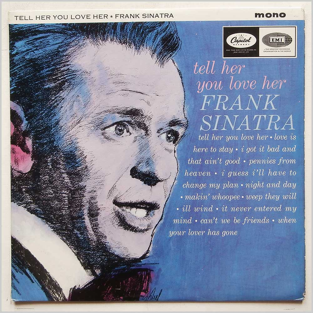 Frank Sinatra - Tell Her You Love Her (T 1919)